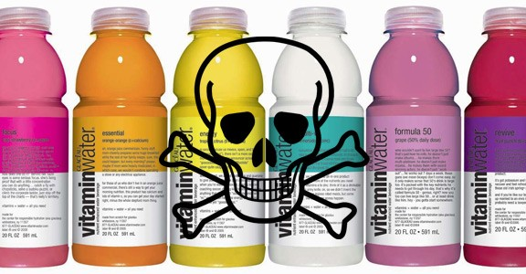 "Coca Cola Vitaminwater: ""Dangerously Misleading Advertising"""