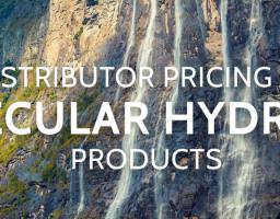 Molecular Hydrogen: A New Affordable Alternative