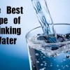 Best Drinking Water