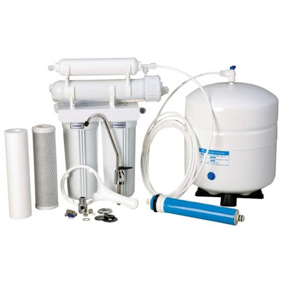 """""""Healthier... Reverse Osmosis Water Filter System"""