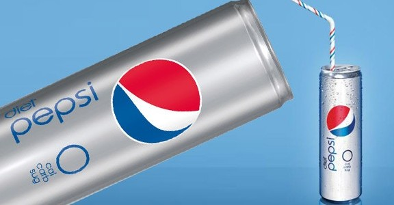 """The Diet Pepsi """"Skinny"""" Can: A Misleading Image"""